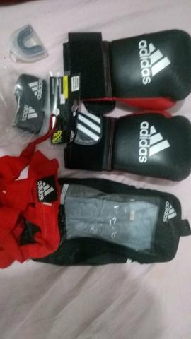Vendo kit de boxe