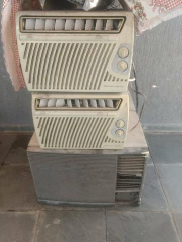 Ar condicionado de janela (acj)