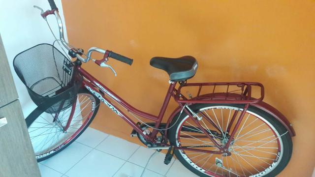 Bicicleta nova em ótimo estado.