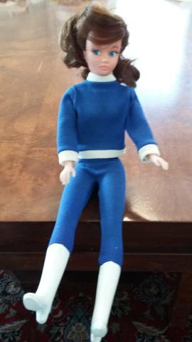 Boneca barbie, comprada londres