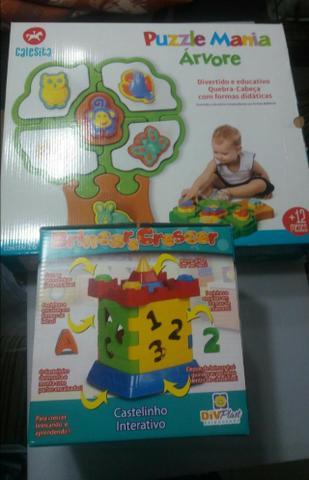 Brinquedos encaixar infantil - bebê