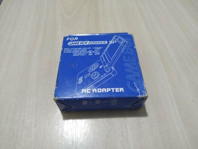 Carregador de GBA SP Original, Novo, bivolt
