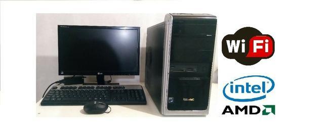 Computador para empresa ou uso pessoal barato