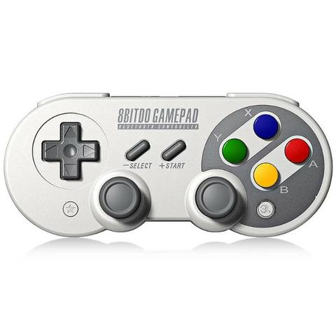 Controle 8bitdo sf30 pro, nintendo switch, celular, pc