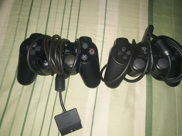 Controle play station 2