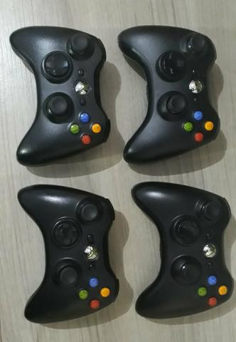 Controles originais