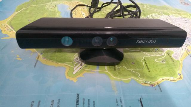 Sensor kinect xbox 360 em perfeito estado