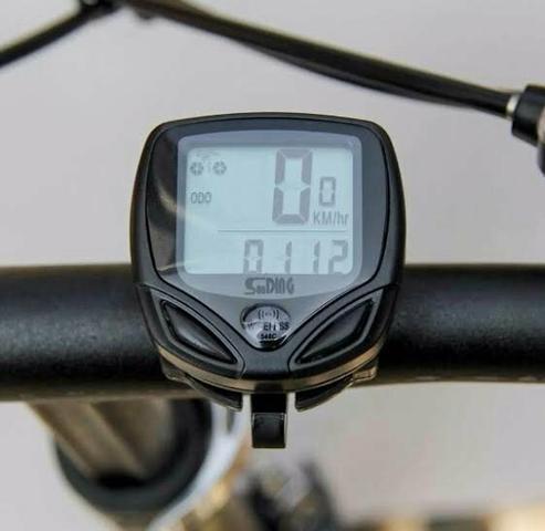 Velocímetro relógio bicicleta;) entrega grátis