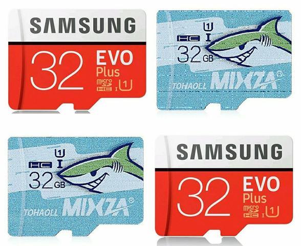 Cartão SD de memória de 32 GB Classe 10 das marcas SAMGUNG