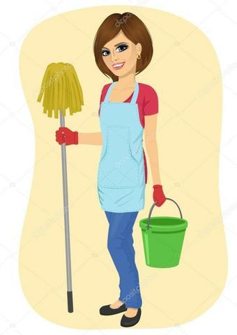Auxiliar de limpeza em belo horizonte com experiência,