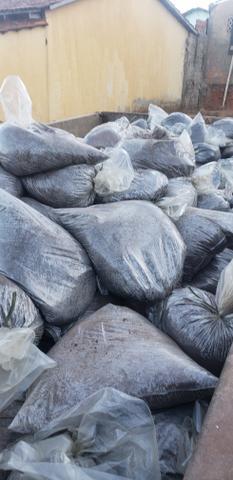 Esterco de gado curtido grande quantidades em Goiânia