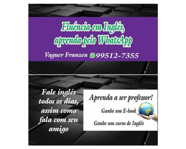 Fale inglês 12h por dia, r$ 49,90!!!!!!!!!!!