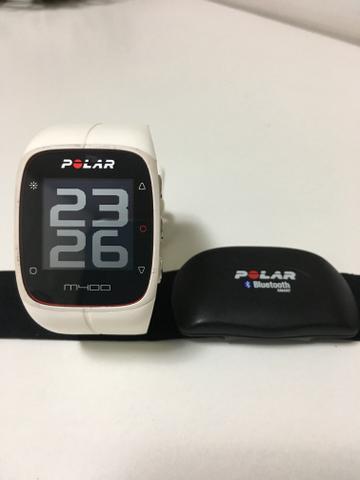Relógio esportivo polar m400