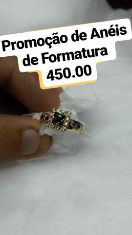 Aneis de formatura promoção compre na leao joias