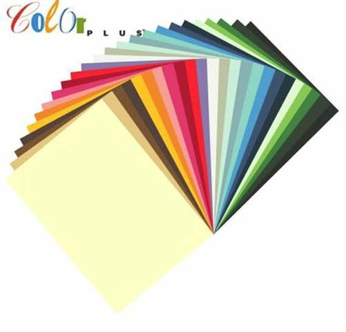Color plus A4 180g resma 20 folhas