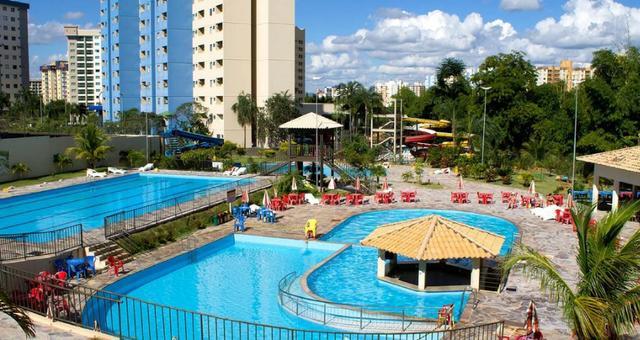 Locação flats no golden dolphin grand hotel
