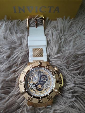 Relógio invicta subaqua (novo)