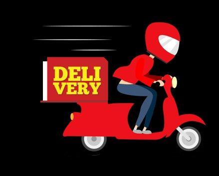 Serviços de entrega - delivery