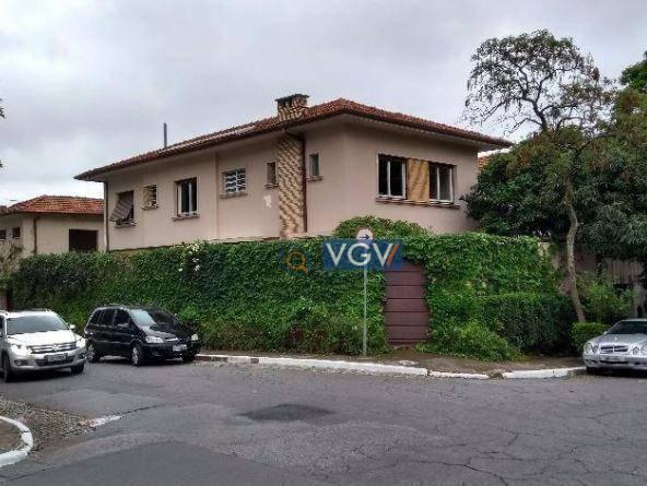 Sobrado residencial para locação, vila mariana, são