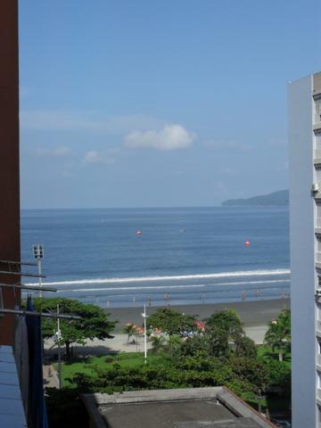 Maravilhoso apto de 1 qto com wi-fi e ar condicionado, praia