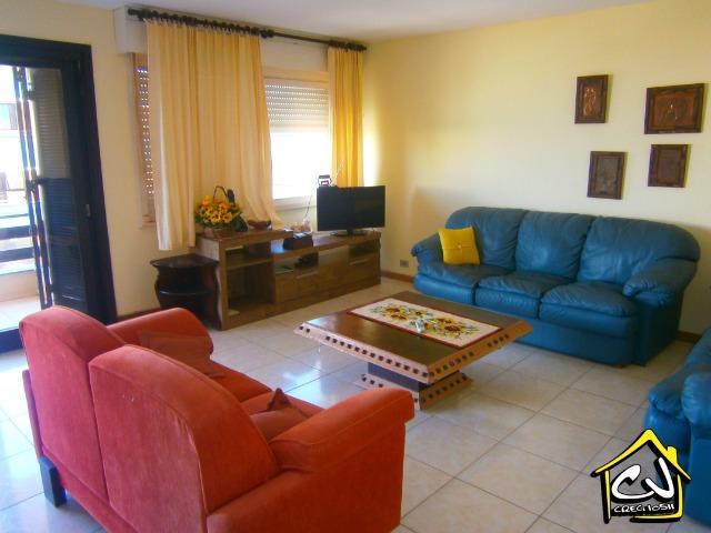 Reveillon 2020 - apartamento c/ 4 quartos - 1 quadra da