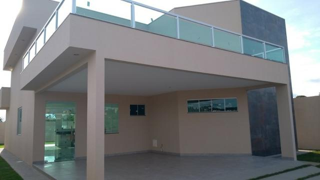 Samuel pereira oferece: casa 3 suites nova moderna