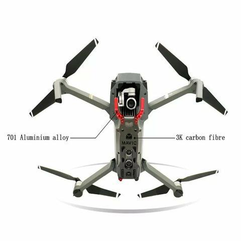 Drone mavic pro/platinum protetor de gimbal câmera
