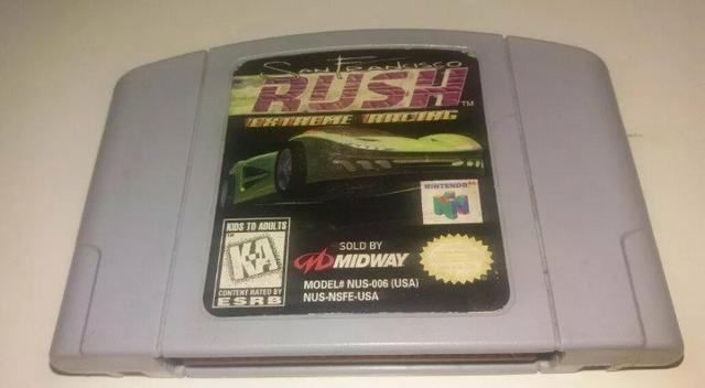 Rush 64.gosta de colecionismo? seu hobbies é