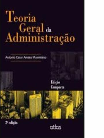 Teoria geral da administração - edição compacta