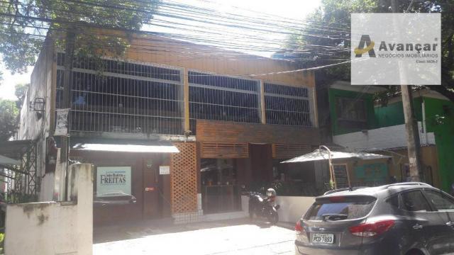 Casa para alugar, 130 m² por r$ 3.200/mês - boa vista -