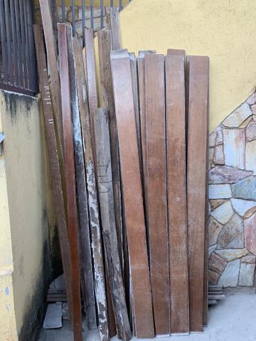 Tábua madeira demolição