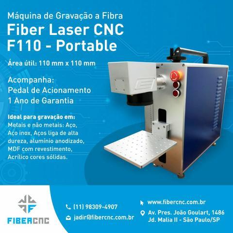 Fiber 20 w - máquina laser gravação a fibra - máquina