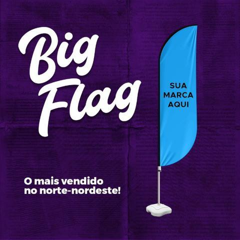 Big flag / wind banner r$ 229