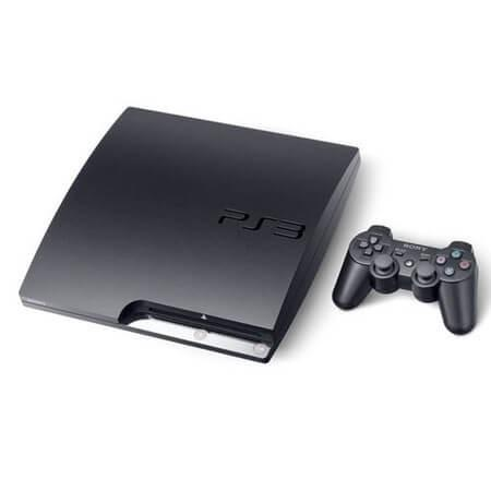 Playstation 3 slim semi-novo