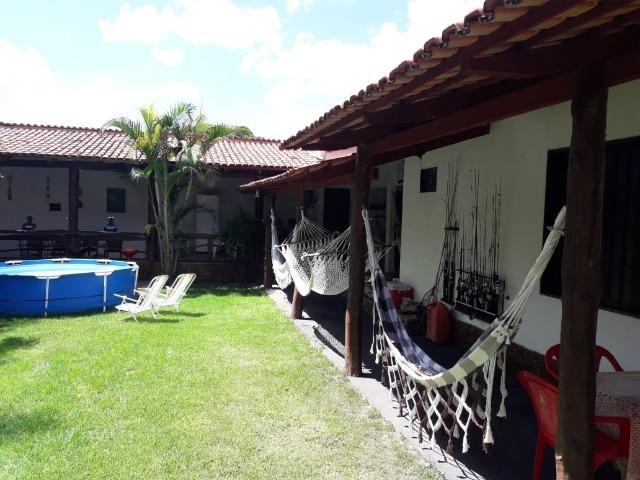 Aluguel temporada casa em araguacema com 4 suites