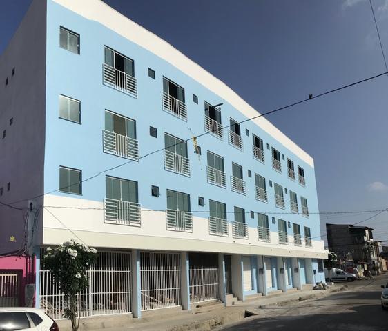 Alugo apartamentos de 1 ou 2 quartos na pedreira