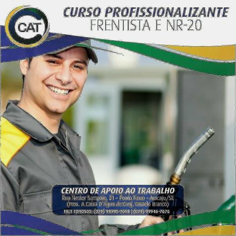 Cat- programação de cursos! promoção
