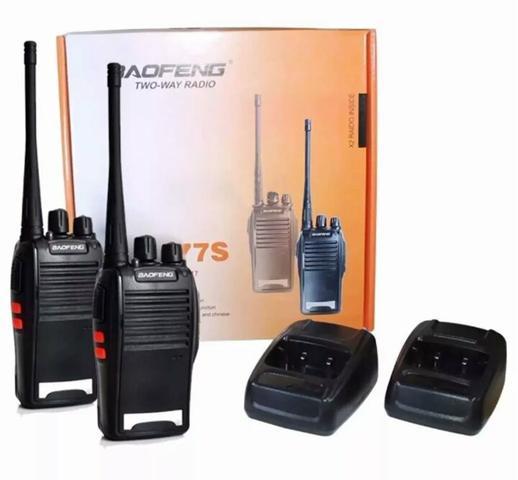 Radio comunicador baofeng completo (promoção)