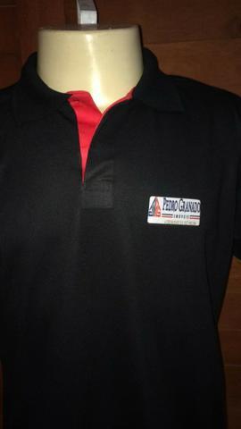 Camisetas polo para uniformes com a sua estampa!!!