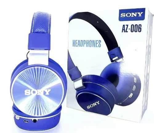 Fone de ouvido bluetooth headphones sony az006 em são luís