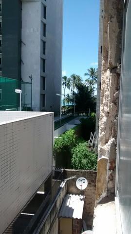Apartamento temporada 1 qto mobiliado praia boa viagem