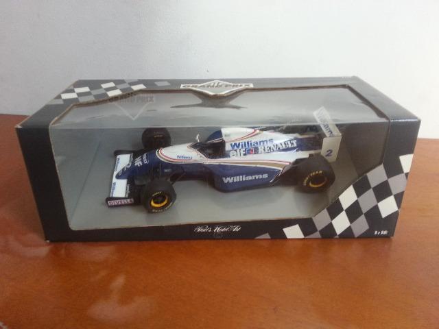 F1 williams renault fw15 ayrton senna paul's models arts