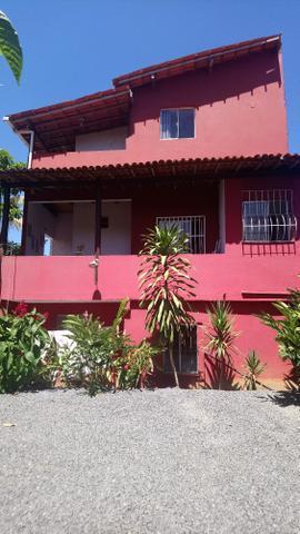 Casa itacaré, no centro, 2 quartos e mezanino
