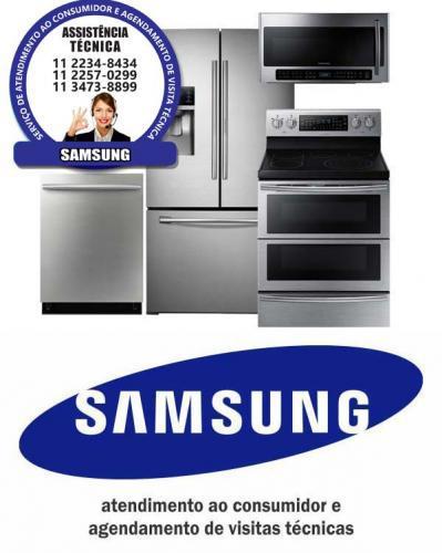 Assistência técnica samsung eletrodomésticos