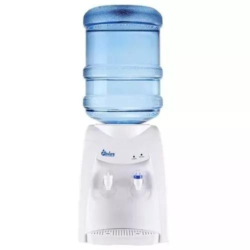 Bebedouro água elétrico gelada branco galão filtro 110v
