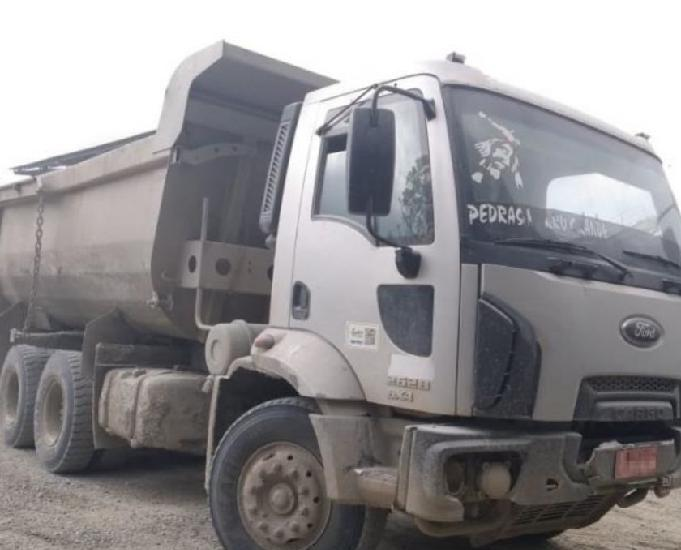 Caminhão ford cargo 2628 6x4 ano 2012