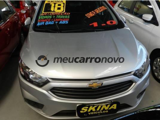 Chevrolet onix hatch lt 1.0 8v flexpower 5p mec. 2018/2018