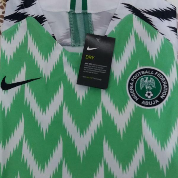 Camisa nike nigéria - copa do mundo