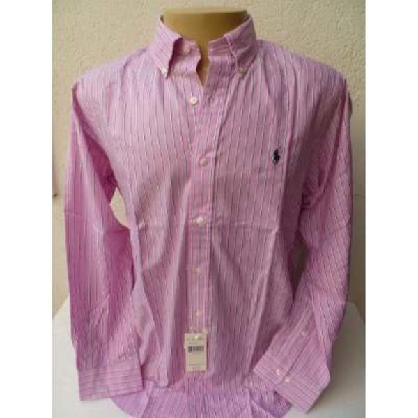 Camisa social ralph lauren classic fit