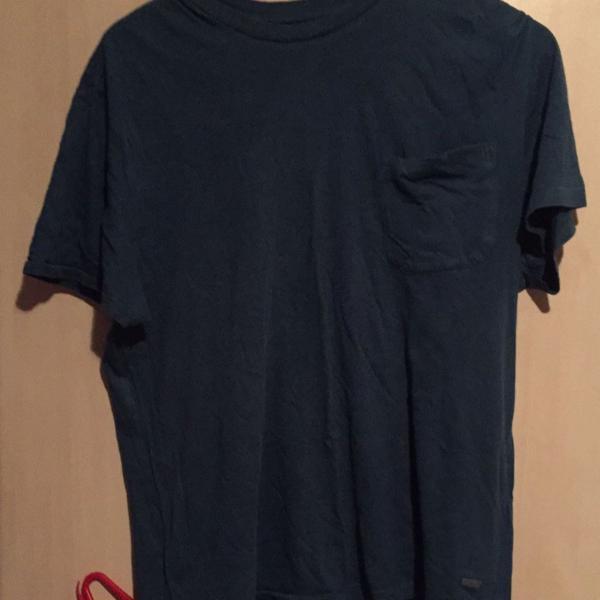 Camiseta levis masculina tamanho p verde musgo